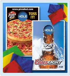 Corn Hole Game